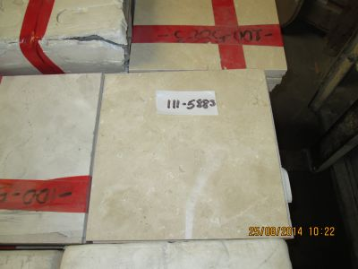 tan marble Crema Marfil  by other