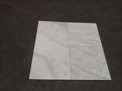 gray, tan, white, beige porcelain 12.5x12.5 Modena Blanco