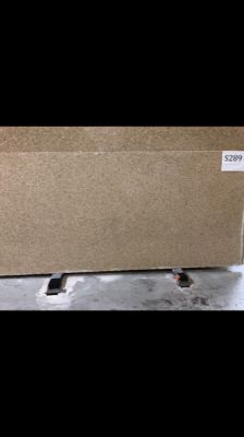 brown, tan, white engineered Silestone Bamboo Slab by silestone