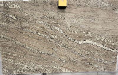 brown, gold, tan, yellow, beige granite WHITE TORRONCINO