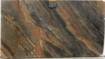 brown, gold, gray, orange, tan quartzite COPPER DUNE