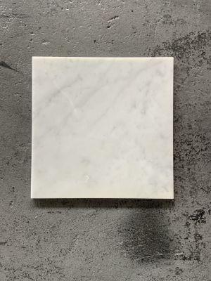 """gray marble Carrara 12"""" x 12"""" Honed by stonebridge"""