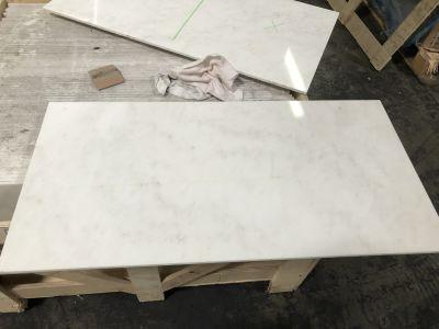 white marble Oriental White Polish