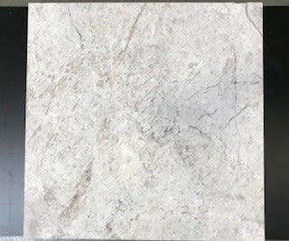 gray, tan limestone Limestone Arctic Gray 18x18 by daltile