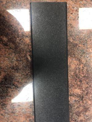 black granite Absolute Black Granite Saddle