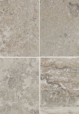 gray, tan, white porcelain Silverstone Exquisite by daltile