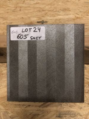 gray porcelain Metal Stripes by mytile
