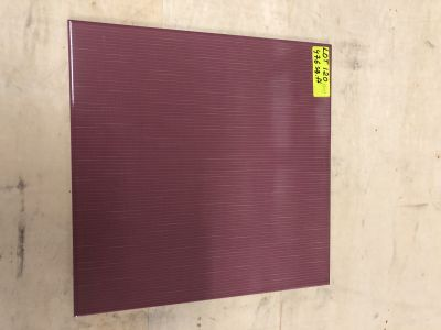 purple porcelain Casanova Violet by mytile