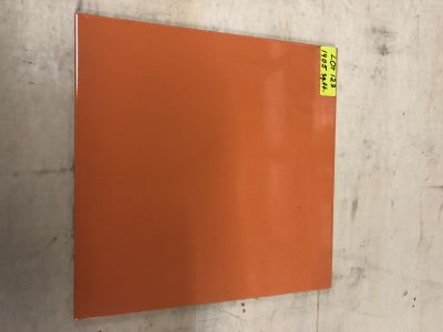 orange porcelain Casanova Orange by mytile