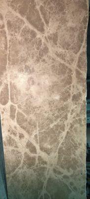 brown, tan, beige marble Light Emperador