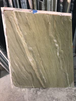 green marble Verde Laguna