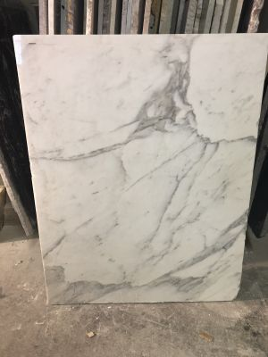 white marble Calacatta