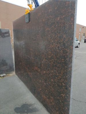 brown granite Tan Brown