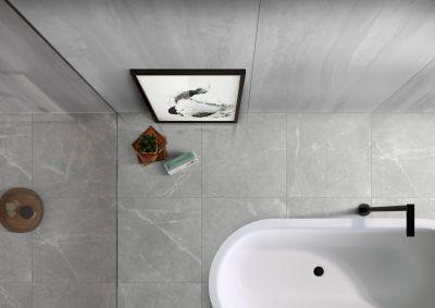 gray porcelain Pulpis Gris 24x24