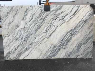 gray, tan, white quartzite Classic White Quartzite