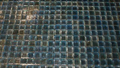 blue glass Aqua Blue 1x1