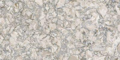 blue, gray, tan quartz Berwyn