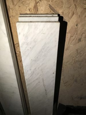 white marble Carrera White