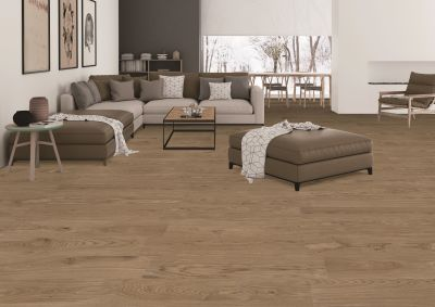 yellow, beige porcelain Logic Walnut