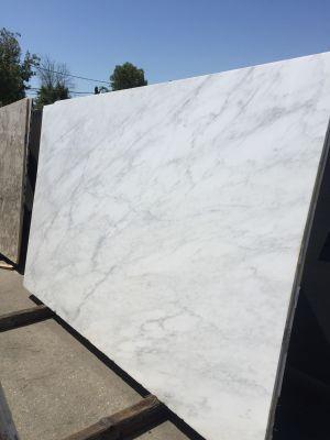 black, blue, gray, tan, white marble Calacatta C