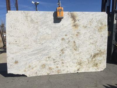 beige granite Salinas White