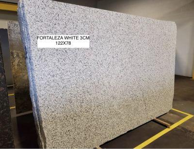 tan, white, beige granite Fortaleza White