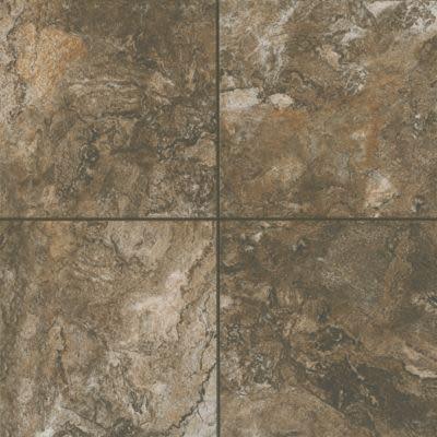brown, tan ceramic Stonehurst Copper Shore by mohawk
