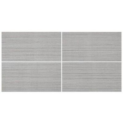 gray ceramic Rapport Cordial Gray by american olean