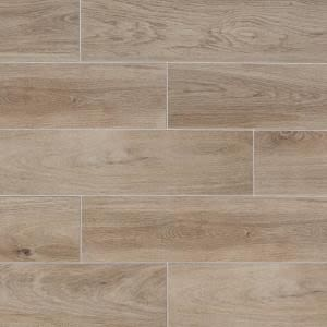 tan ceramic Evermore Blonde Wood by homesourced