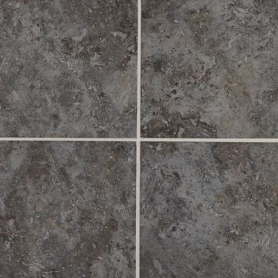 black, gray ceramic Heathland Ashland by daltile