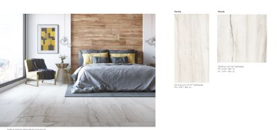 tan porcelain Fossile by daltile