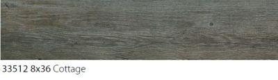 brown, gray, tan porcelain Alava Cottage 8x36 by florida tile
