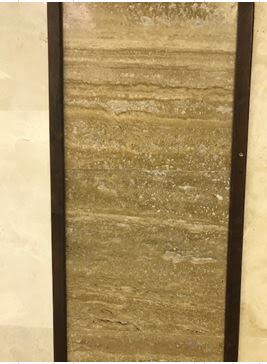 brown, tan marble Hazar Walnut Marble Tiles