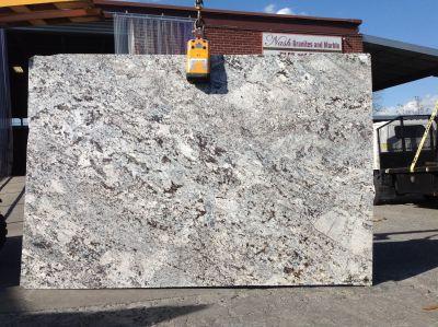 black, blue, brown, gray, white granite AZUL DELICATO