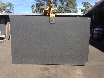 black granite BRAZILIAN BLACK LEATHER