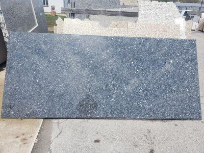 black, blue, gray granite Blue Pearl