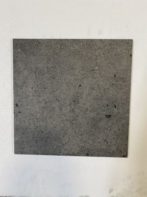 black, gray, tan porcelain Charcoal Gray