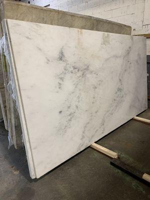 white marble Calacatta White 3cm