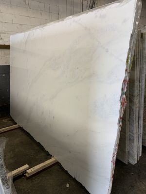 white marble Calacatta White