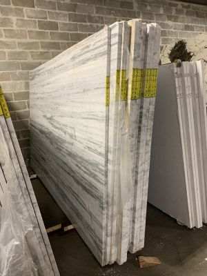 white marble Crystal White 3cm