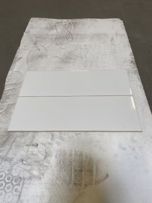 white ceramic Lunar White