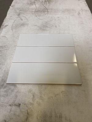 white ceramic Prolinear White Gloss