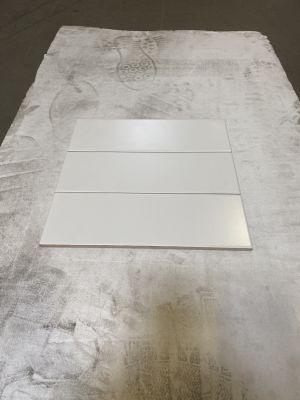 white ceramic Metro White Matte