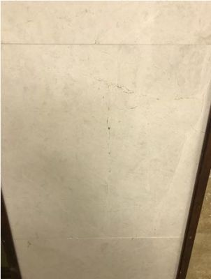 tan, white marble Corsica Cream Light Marble Tiles