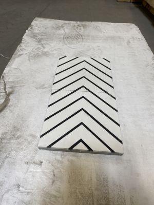 black, white ceramic Zenith Black