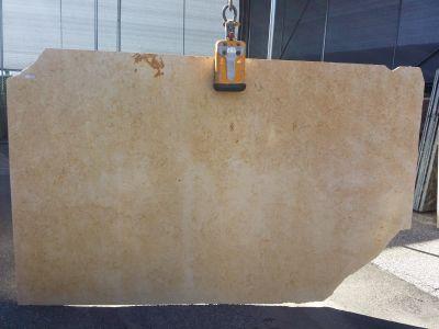 beige limestone JERUSALEM GOLD HONED