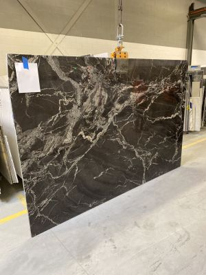 black, gray, white marble Gran Marquee