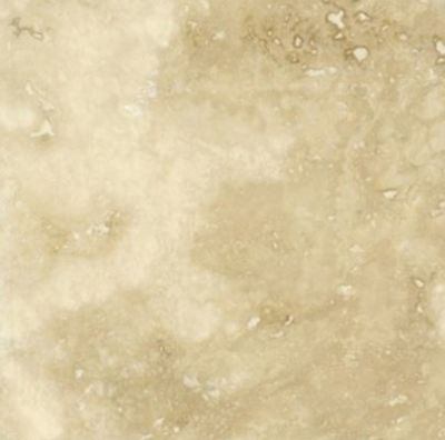 tan, white marble Travertine Light/Medium Filled Marble Tiles