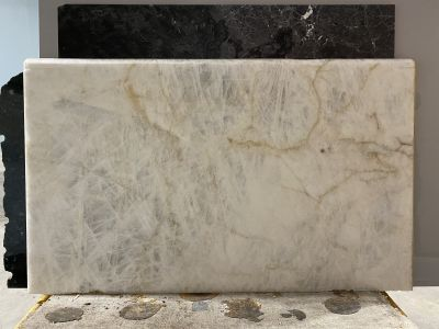 tan, white, beige quartzite Cristallo by stone source