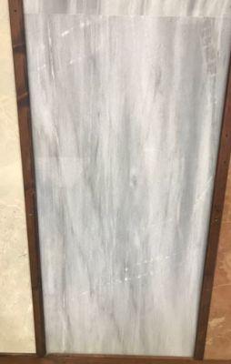 gray, white marble Nestos Marble Tiles